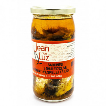 JD LUZ SARDINES PIMENT...
