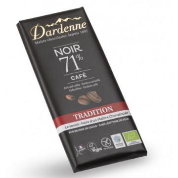 DARDENNE CHOCOLAT NOIR CAFE...