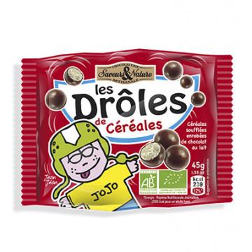 LES DROLESDE DE CEREALES 45G