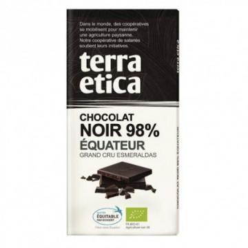 TERRA ETICA CHOCOLAT NOIR...