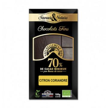 SAVEURS NATURE CHOCOLAT...