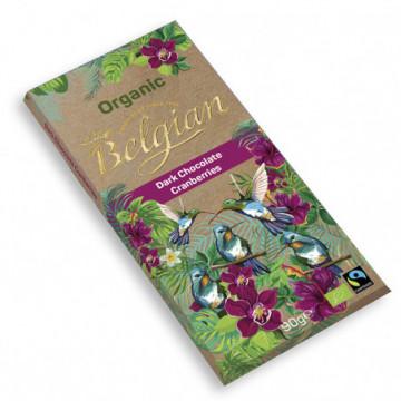BELGIAN DARK CHOCOLATE...