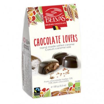 BELVAS CHOCOLATE LOVERS 100GR
