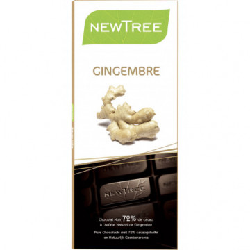 NEW TREE GINGEMBRE 80GR