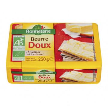 BONNETERRE BEURRE DOUX 250GR
