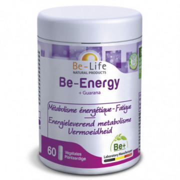 BE-LIFE BE-ENERGY + GUANARA...