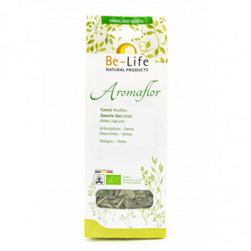 BE-LIFE CASSIS FEUILLES 15G