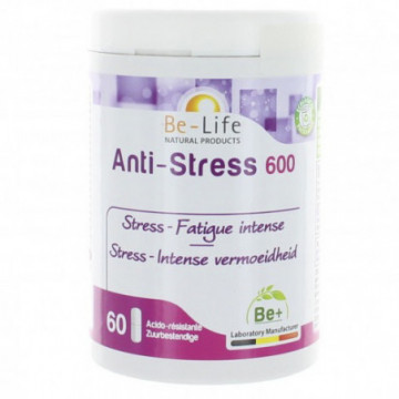 BE-LIFE ANTI-STRESS 600 60GEL