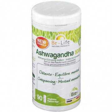 BE-LIFE ASHWAGANDHA 5000 60GEL