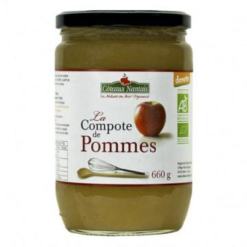 CN COMPOTE DE POMMES 660G...