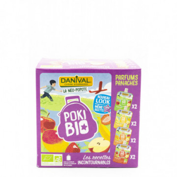 DANIVAL POKI MIX 8x90GR