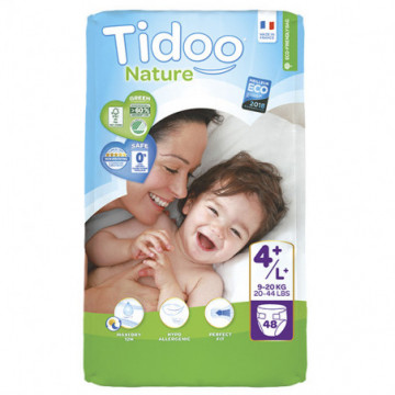 TIDOO NAT COUCHES L+ / T4...
