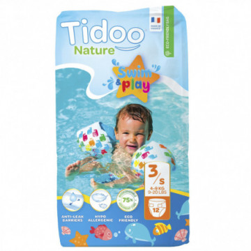 TIDOO NAT SWIN PLAY COUCHES...