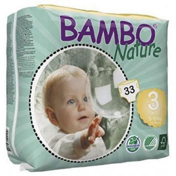 BAMBO COUCHE BEBE N3  5-9KG...