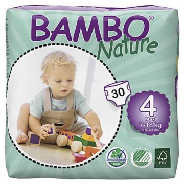 BAMBO COUCHE BEBE N4...