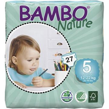 BAMBO COUCHE BEBE N5...