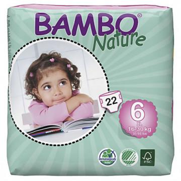 BAMBO COUCHE BEBE N6...