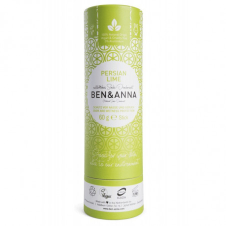 BEN  ANNA DEO PUSHUP PERSIAN LIME 60G