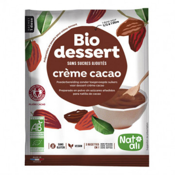 BIOCREME CHOCOLAT CACAO 45G