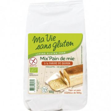 MVSG MIX PAIN DE MIE A LA...