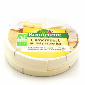 BONNETERRE CAMEMEBERT AU...