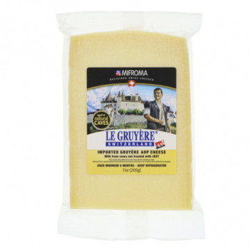 MIFROMA GRUYERE PORTION 200GR
