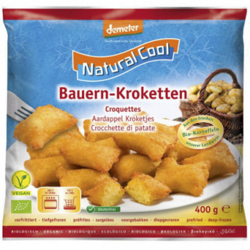 NATURAL COOL CROQUETTES 400 GR