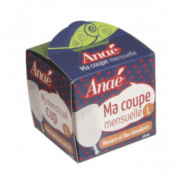ANAE COUPE MENSUELLE TAILLE M