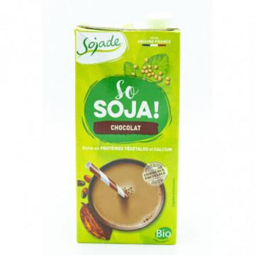 SOJADE LAIT CHOCOLAT 1L