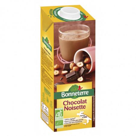 BONNETERRE BOISSON CHOCOLAT NOISETTE 1L