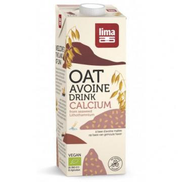 LIMA DRINK AVOINE CALCIUM 1L