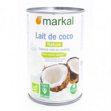 MARKAL LAIT DE COCO 400ML