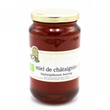 MIEL DE CHATAIGNIER 500GR...