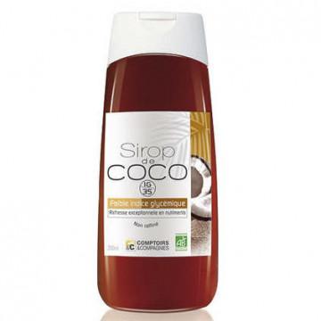 CC SIROP DE COCO 370G