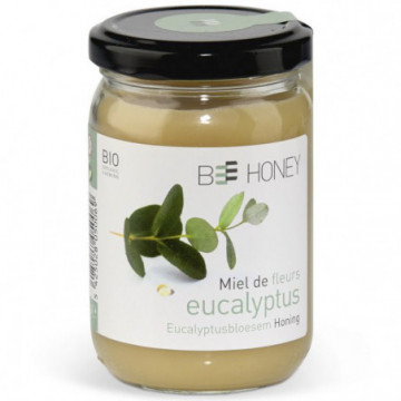 BEE HONEY MIEL EUCALYPTUS...