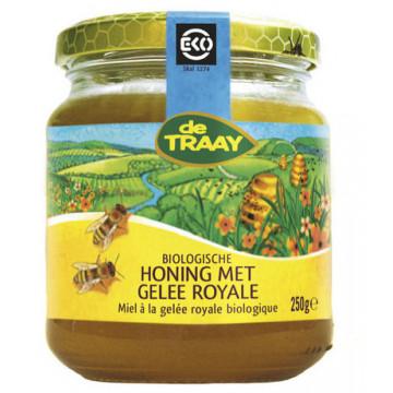 DE TRAAY MIEL  GELEE ROYALE...