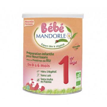 MANDORLE BEBE 1 ER AGE...