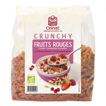 CELNAT CRUNCHY FRUITS...