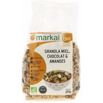 MARKAL GRANOLA CHOCOLAT ET...