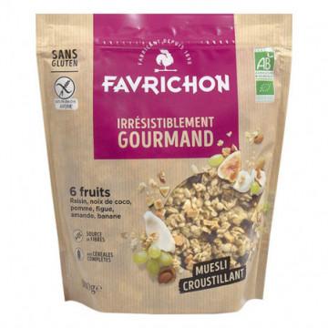 FAVIRCHON MUESLI 6 FRUITS...