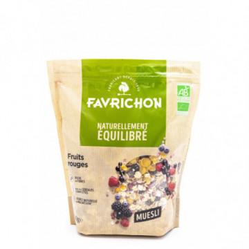 FAVRICHON MUESLI FRUITS...