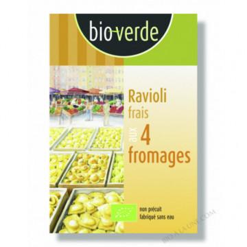 BV RAVIOLI 4 FROMAGES 250GR