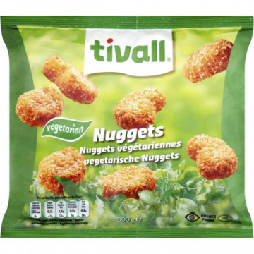 TIVALL NUGGETS 300G