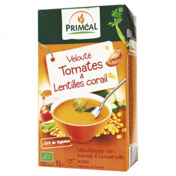 PRIMEAL VELOUTE TOMATE...