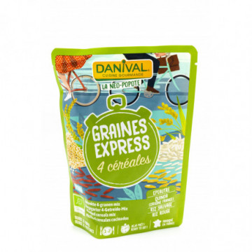 DANIVAL EXPRESS 4 CEREALES...