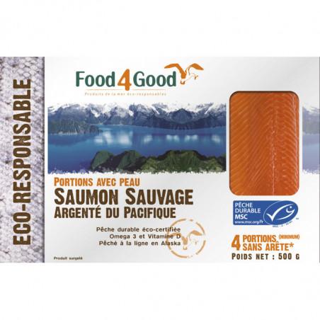 FOOD4GOOD SAUMON MSC 500GR