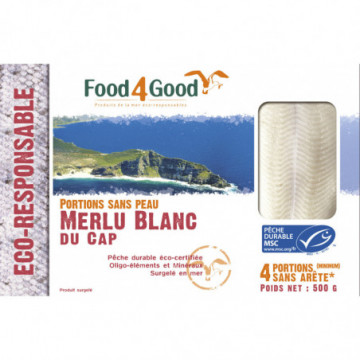 FOOD4GOOD MERLU MSC 500G