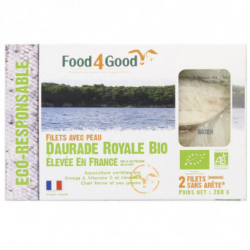 FOOD4GOOD DAURADE ROYALE...