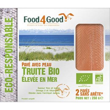 FOOD4GOOD PAVE TRUITE BIO...