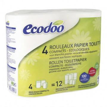 ECODOO PAPIER TOILETTE 4...